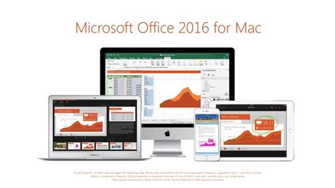 Mac Microsoft Office by New Office 2016 For Mac Now Available For Purchase