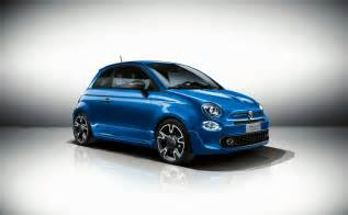 Fiat At Fiat Launches Sporty 500s Version In Geneva