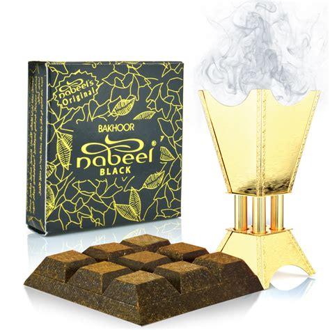 bakhoor nabeel black 40gms bakhoor best perfumes
