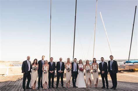 Yacht Wedding Attire by Yacht Club Attire Melbourne