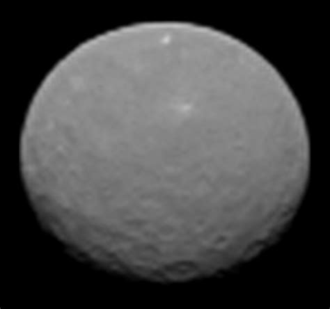 Ceres Lights by Mysterious Pair Of Bright Lights Photographed On
