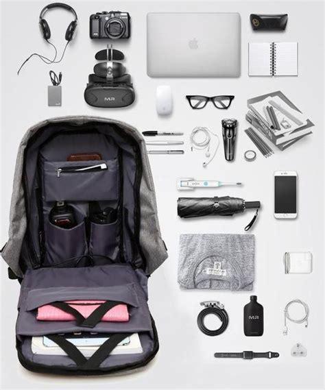 Ryden Anti Theft Back Pack Original Tas Anti Maling antonio best anti theft usb charging travel backpack