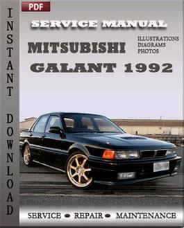 best auto repair manual 2006 mitsubishi galant electronic toll collection mitsubishi galant 1992 service repair servicerepairmanualdownload com
