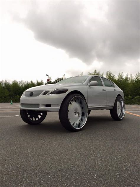 lexus forgiato lexus gs300 on 32 quot forgiato wheels big rims custom wheels