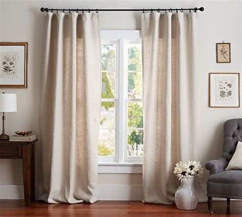 window treatments pottery barn best 25 pottery barn curtains ideas on