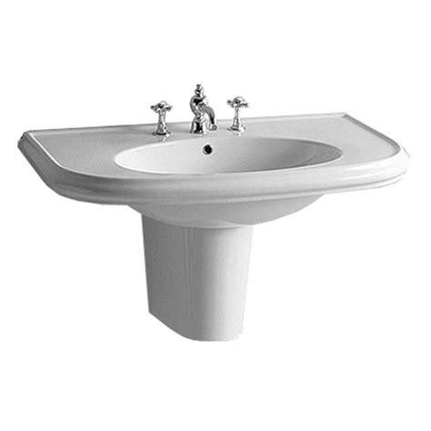 half pedestal bathroom sinks view larger image