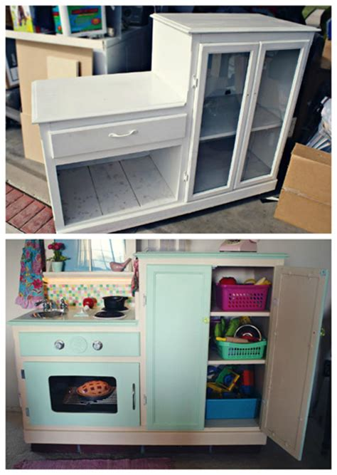 easy peasy pie play kitchen trend crush flea market flips that will shock you