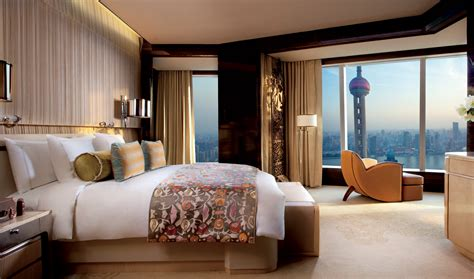 top rooms putting on the quot ritz quot for guests in shanghai