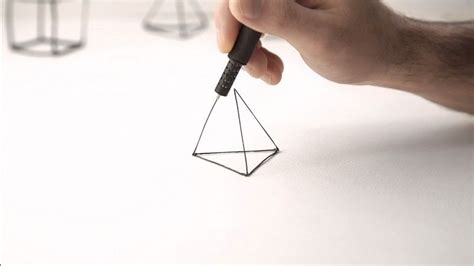 3d doodling pen lets you draw your own objects 3d doodler archives damngeeky