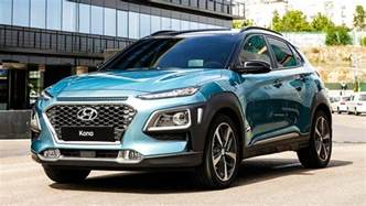 Hyundai Top Of The Line Sedan Hyundai Kona 2017 Suv Revealed Car News Carsguide