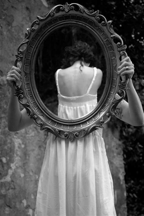The Mirror And The L by Mirror Mirror On The Wall Reflection