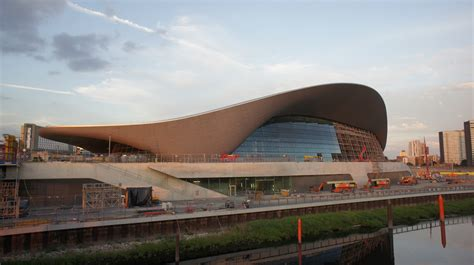 House With Pools file london aquatics centre jpg wikimedia commons