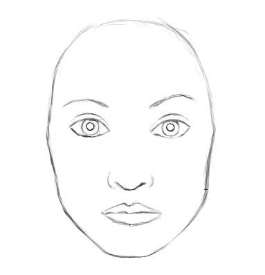 templates for drawing faces face template have students add their own ideas to the