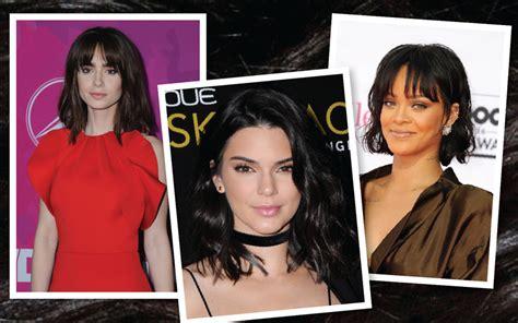 style rambu gelombang 5 inspirasi tren rambut 2017 dari selebritas kendall