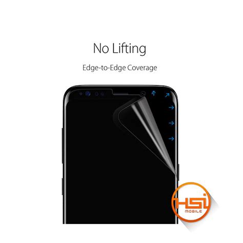 Samsung Galaxy S8 Screen Protector Neo Flex Spigen Casing Cover screen protector spigen neo flex hd galaxy s8 x 2 hsi mobile