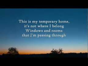 temporary home lyrics carrie underwood temporary home instrumental with