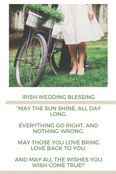 Wedding Blessing Dublin by Best 25 Wedding Blessing Ideas On
