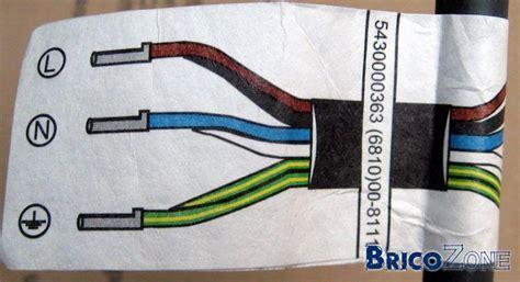 Prise Plaque De Cuisson 4312 by Connection Taque De Cuisson En Triphase