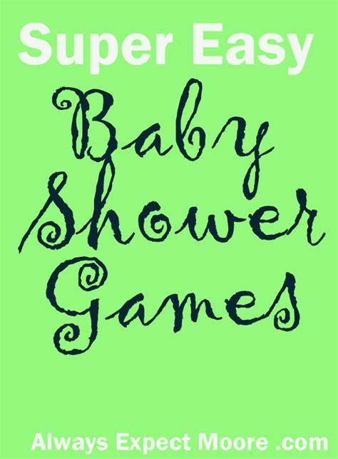 fast and easy baby shower fast and easy baby shower