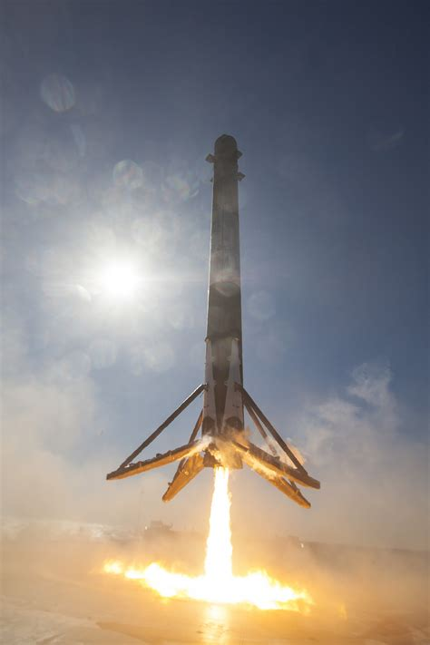 Spacex Background Check Glorious Spacex Photos Capture Historic Rocket Landing