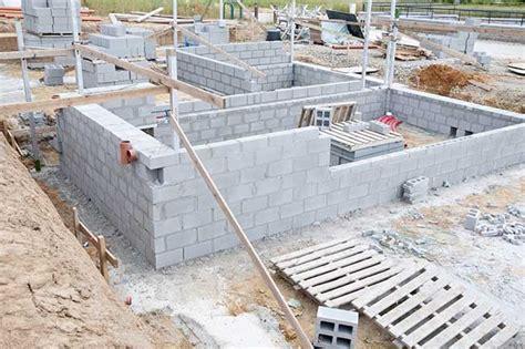 Construire Une Maison by Le Prix Des Fondations De Maison