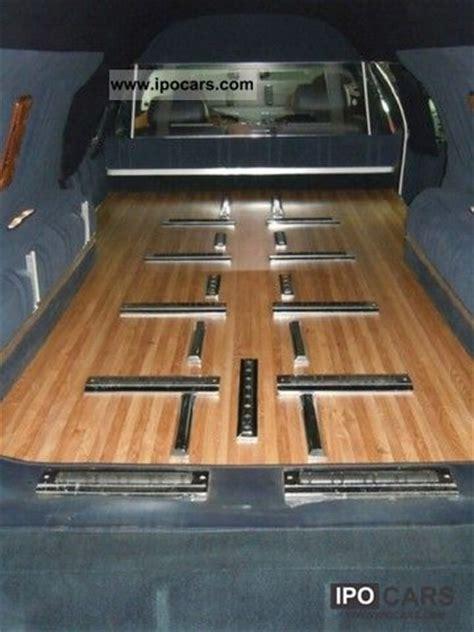 cadillac deville hearse full equipment car photo  specs