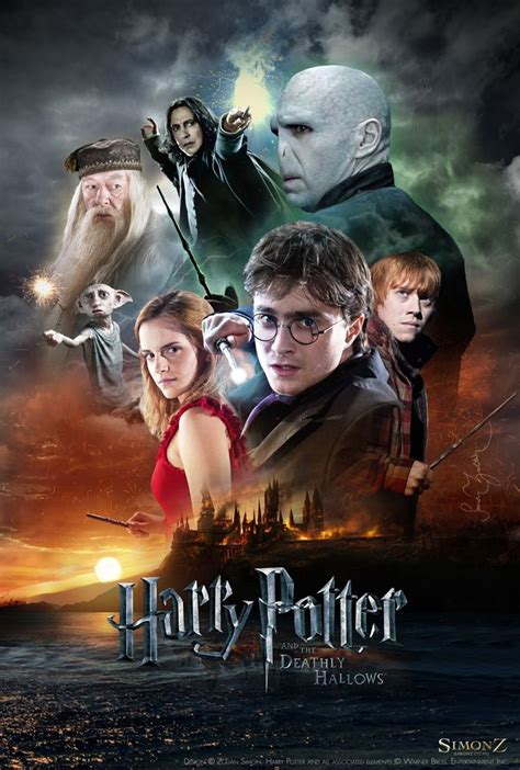 Plakat Harry Potter by Image Result For Harry Potter Posters Deathly Hallows