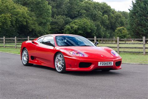 Ferrari Challenge by Used 2005 Ferrari Challenge Stradale For Sale In Kent