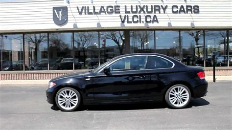 Bmw 128i Review by 2011 Bmw 128i In Review Luxury Cars Toronto