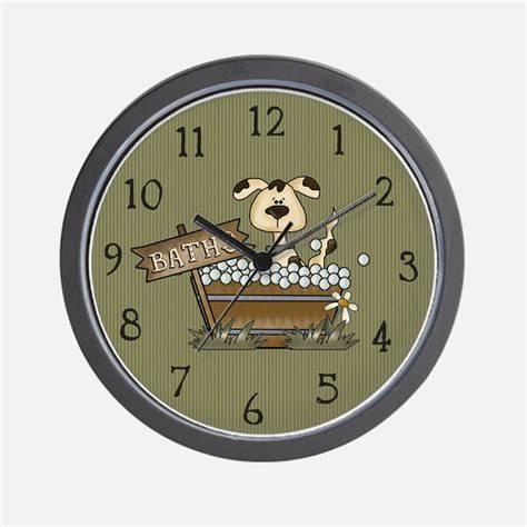 bathtub clock bath clocks bath wall clocks large modern kitchen clocks