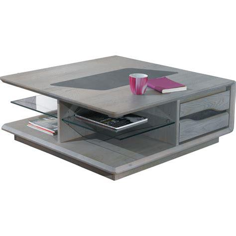 Superbe Table Basse Carree Verre #6: Table-basse-carree-grise.jpg