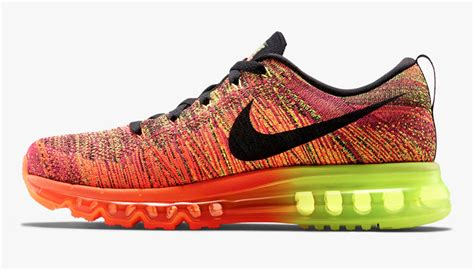 Sepatu Nike Airmax Flyknite 06 kicks deals official website nike flyknit air max total orange volt black kicks deals