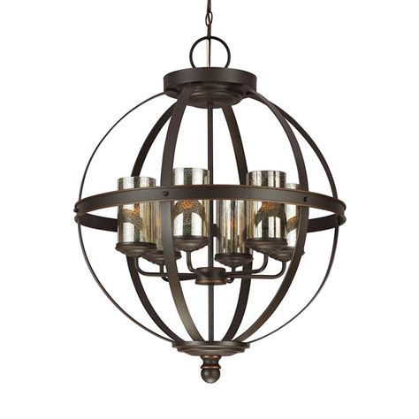 shop sea gull lighting sfera 24 5 in autumn bronze wrought