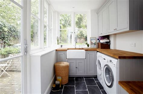 inspiring bright laundry room designs home design and - Outdoor Laundry Room Design Ideas