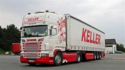 Auto Spedition by Scania R500 V8 Keller Transporte