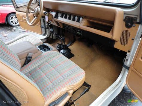 jeep wrangler yj dashboard 1995 jeep wrangler yj dashboard