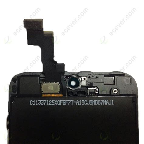 Top Lcd Apple Iphone 5 5s Lcd Original New White Black original for iphone 5s lcd screen digitizer touch assembly black