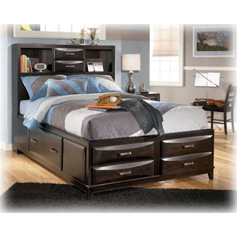 kira full storage bed b473 77 ashley furniture kira bedroom full storage bed