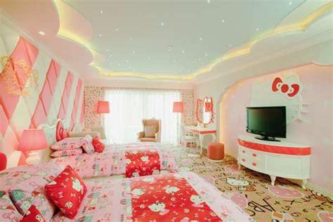 Ranjang Helo Kity hauptundneben membuat nuansa kamar tidur hello