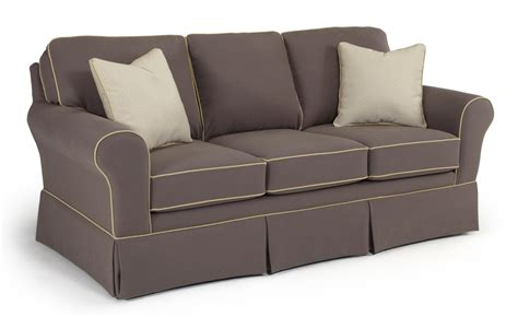 annabel customizable traditional sofa with rolled arms and