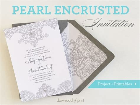 wedding invitation craft kit wedding invitation supplies choice image