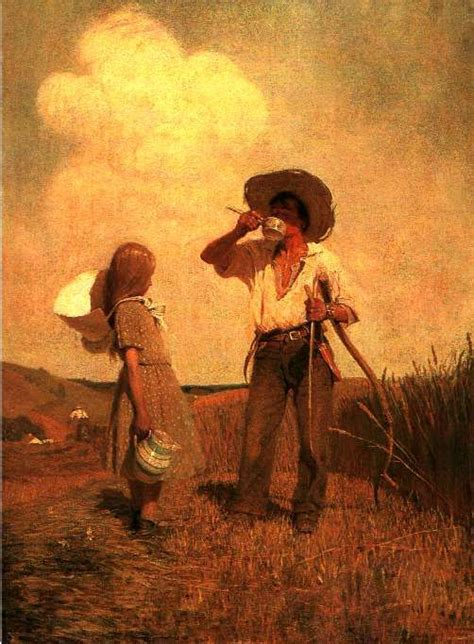 Drawing N Painting by 17 Best Images About N C Wyeth On Drummers