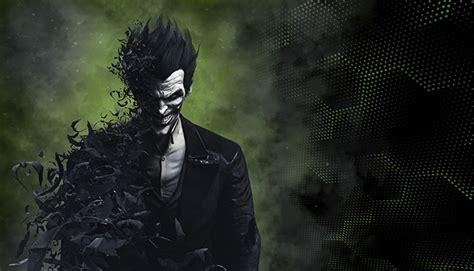 imagenes del joker de arkham batman arkham origins is bursting with nvidia technology