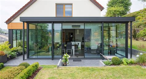 veranda prefabbricata soluzioni per arredare un terrazzo o una veranda idee