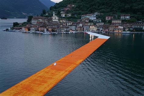 floating piers the floating piers obsessive collectors archive