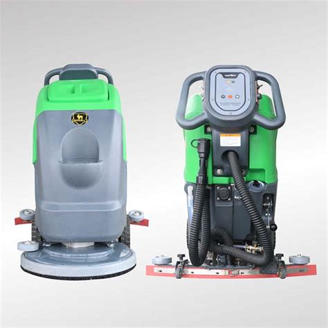 Held Electric Floor Scrubber by Supplier Tile Cleaning Machines Tile Cleaning Machines