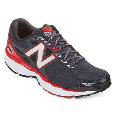 jcpenney athletic shoes new balance 174 680 mens athletic shoes jcpenney