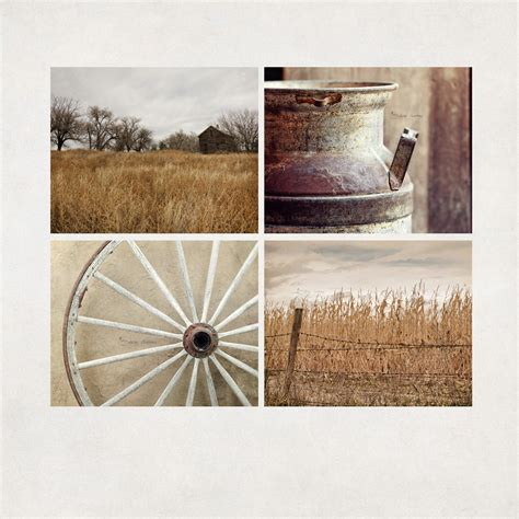 farmhouse wall decor farmhouse wall decor rustic set of photographs country home