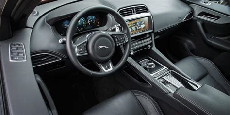 jaguar f pace inside jaguar f pace functional suv meets sports car performance