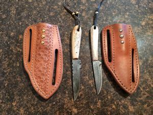 craig cameron knife mini ride smart knife and sheath